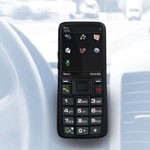 Bury CP 1000 Fixed Car phone - Fully Fitted