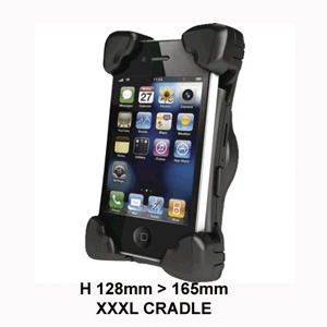 THB Bury XXXL Smart Phone Universal Cradle - Super Large