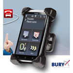 THB Bury CC9068 App Bluetooth handree Car kit with a Smartphone App