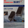 New - THB Bury UNI System 8 UNI CarTalk Base Unit with ISO MUTE LEAD