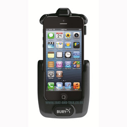 THB Bury Apple iPhone 5 Take and Talk system 8 cradle - NOW AVAILABLE