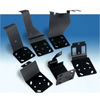 Damage-Free no holes Metal mobile phone holder Mounting brackets